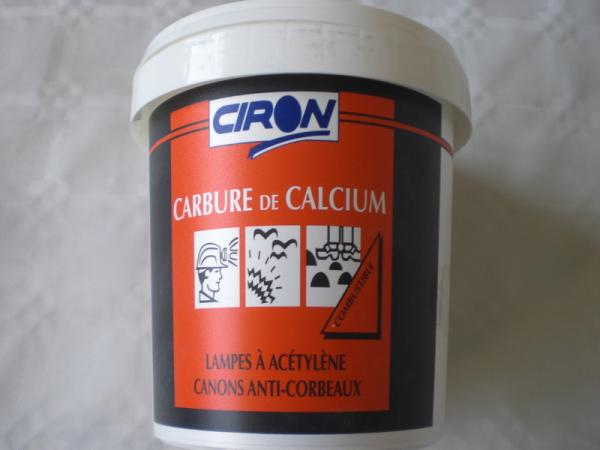 Carbure de calcium