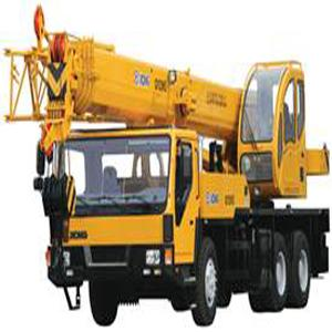 Grue mobile 25T.