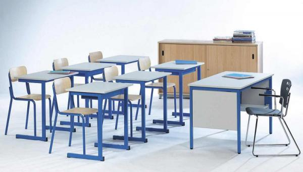 Chaises scolaires