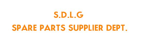 S.D.L.G SPARE PARTS SUPPLIER DEBT.