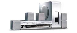 DVD-VCR Home Cinema Systeme