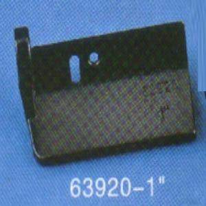 Accessoires pour machine à coudre 63920-1