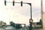 Eclairage de voie de circulation