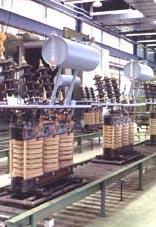 Montage de postes de transformation HT-MT