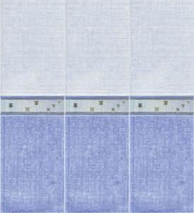 Frise : Corail Bleu