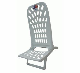 Chaise de plage haute