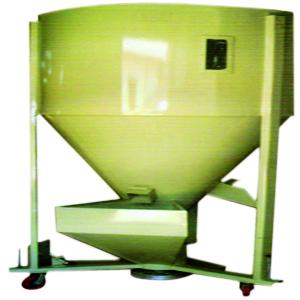 Broyeur mélangeur pour aliment de bétail