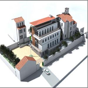 Projet d'architecture consulat général