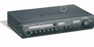 Système de sonorisation des conférences BOSCH
