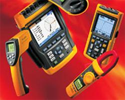 Instruments de mesure électrique  FLUKE