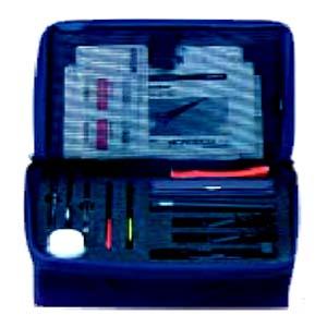 Valise pour connecteur de  fibres optiques OPTIMAX