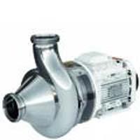 Pompe à turbine hélicoidale sanitaire en inox