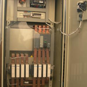 Matériels de distribution et de commande électrique