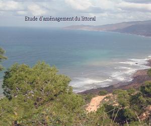 Etude d'aménagement du littoral