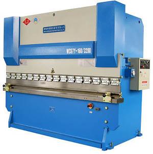 Presse  Plieuse  de  50 T  à  600 ton