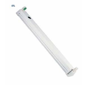 Réglettes pour tubes fluorescents