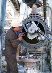 Ingénierie et maintenance de plate forme industrielle