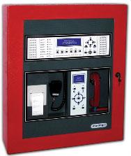 Panneaux d'alarme incendie de contrôle