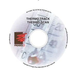 Logiciel Thermo Track