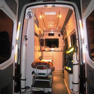 Réseau d'ambulances de qualité