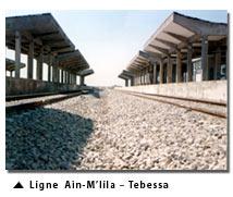 Travaux d'infrastructures ferroviaires
