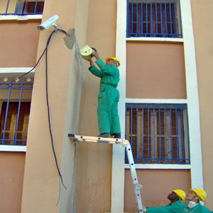 Installation télésurveillance