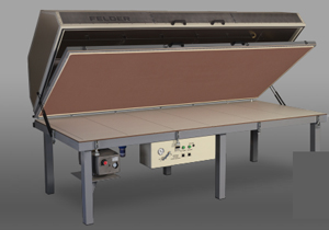 Machine Presse à membrane