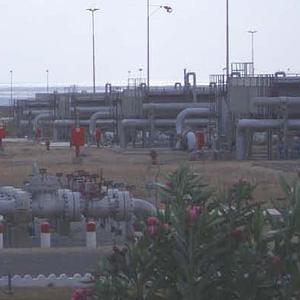 Automation e télécontrôle du gazoduc TRANSMED