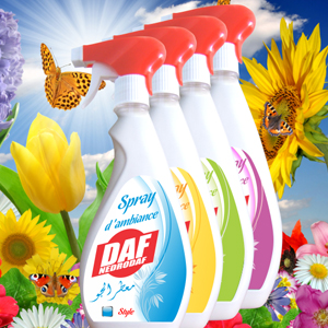 Spray d'ambiance