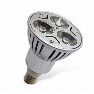 LED spotlight E14