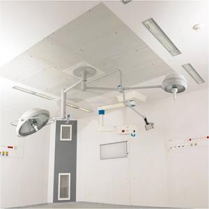 Plafond diffuseur pour bloc opératoire