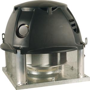 Tourelle de ventilation