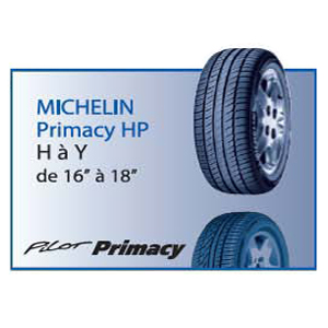 Michelin PRIMARY  HP