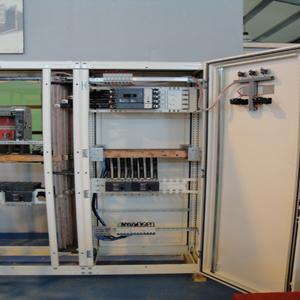 Armoire électrique.UE1