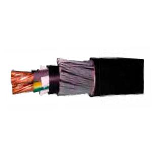 Cu/XLPE/PVC/SWA/PVC 0,6/1 kV