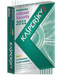 Licence  Kaspersky internet  Sécurité 2011