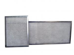 Filtre à air cadre galva