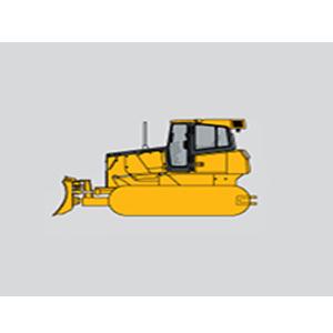 Buldozers : John deere construction