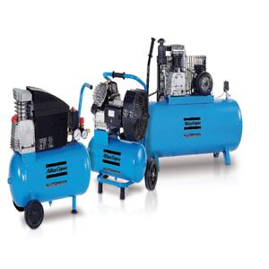 Compresseurs à pistons en aluminium professionnels