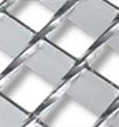 Caillebotis maille électroforgé