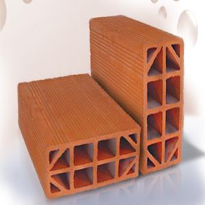Briques creuses (8 trous)