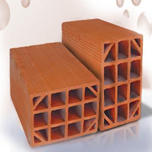 Briques creuses (12 trous )