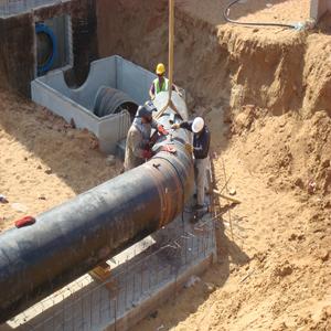 Station de dessalement eau de mer de la W.SKIKDA: