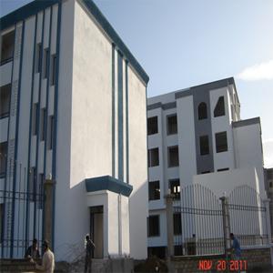 Réalisation d'un centre des impôts - Jijel