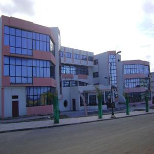 Réalisation d'une bibliothèque centrale à l'université de tassoust-Jijel