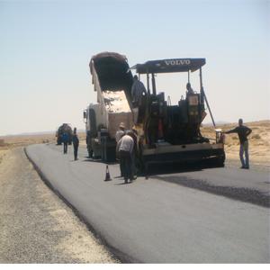 Construction et entretien des routes