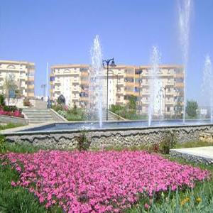 Jardins publics et espaces vert