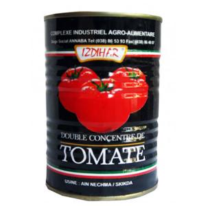 Double Concentré de Tomate