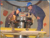 Montage et maintenance d'équipements mécaniques et chaudronnés