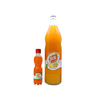 Boisson non gazeuse Orange
